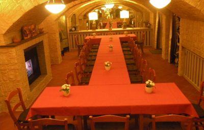 Restaurant/salle de petit-déjeuner Parkidyll