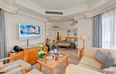 Junior Suite Labourdonnais Waterfront Hotel