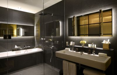 Salle de bains Grand Hotel Central