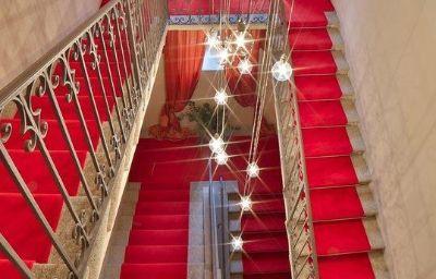 Lobby Best Western Villa Appiani & Ristorante La Cantina