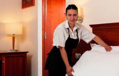 Vue intérieure Best Western Titian Inn Hotel Treviso