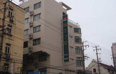 Außenansicht Jin Jiang Inn Sichuan North Road