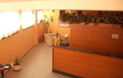 Hall de l'hôtel Naviglio Grande