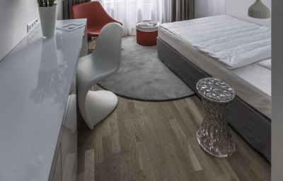 Chambre individuelle (standard) Casati Budapest