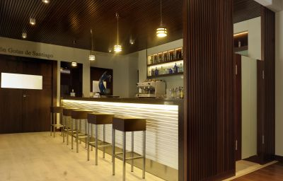 Bar hotelowy Corona de Galicia