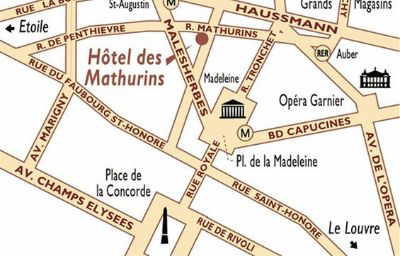 info Le Mathurin