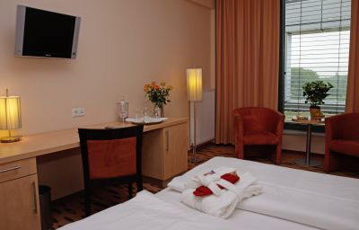 Chambre double (confort) Ringhotel Rhein-Ruhr