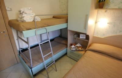 Four-bed room Romagna Cattolica (Rimini)