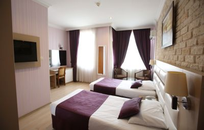 Chambre double (standard) Nil Hotel