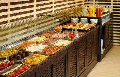 Buffet prima colazione NH Sant Boi