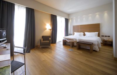 Pokój biznesowy NH Torino Santo Stefano