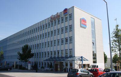 Vista exterior Star Inn Hotel München Schwabing