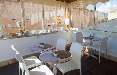 Salle du petit-déjeuner Aretusa Vacanze