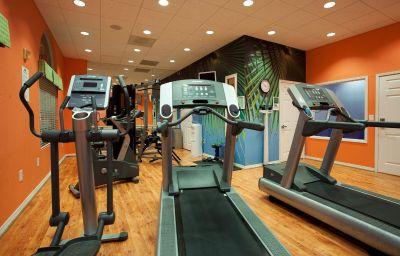 Wellness/Fitness Hotel Indigo HOUSTON AT THE GALLERIA