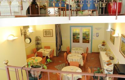 Salle du petit-déjeuner Mediterraneo