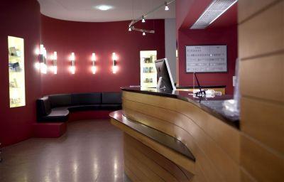 Lobby BEST WESTERN Hotel Bristol