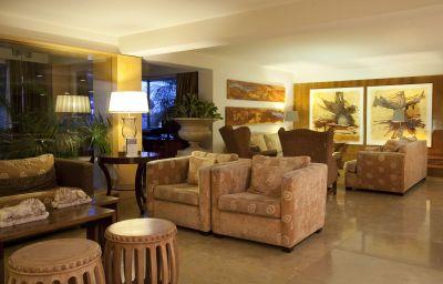 Vue intérieure Hotel Santana & Spa