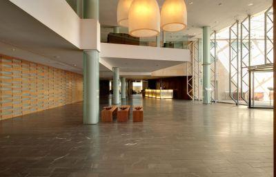 Lobby Rafaelhoteles Madrid Norte