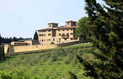 Vista esterna Villa San Filippo