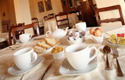 Frühstücksraum Villa San Filippo