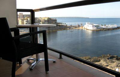Camera con balcone Marina Luz