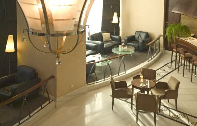 Lobby Zafolia Hotel
