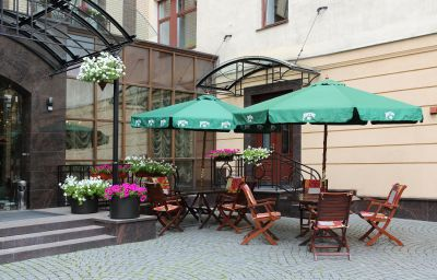 Terrazza NashOTEL НашОтель Sankt-Peterburg (Saint Petersburg)