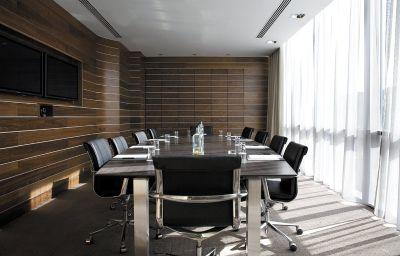 Conference room Radisson Blu Royal