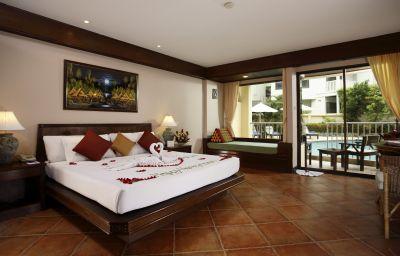 Pokój z widokiem na basen Karon Sea Sands Resort
