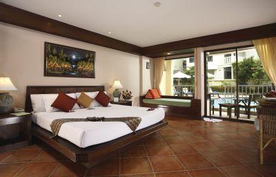 Habitación con balcón Karon Sea Sands Resort