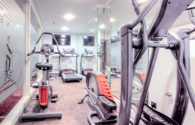 Wellness/fitness area Best Western Plus Alize