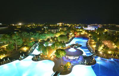 Vista all'interno Calista Luxury Resort & SPA