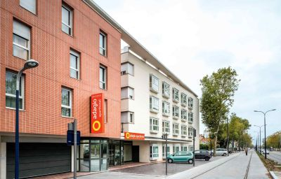 Information Aparthotel Adagio access Paris Clamart