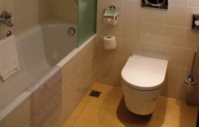 Bagno in camera Arbat Hotel