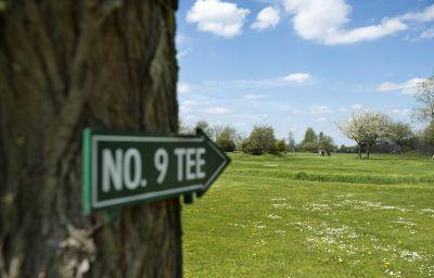 Golfplatz Golfhotel Wagenfeld