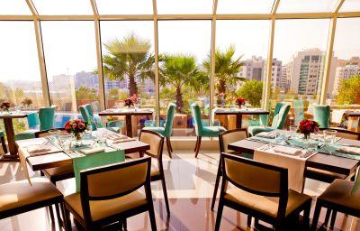 Restaurante/sala de desayunos Majestic Tower