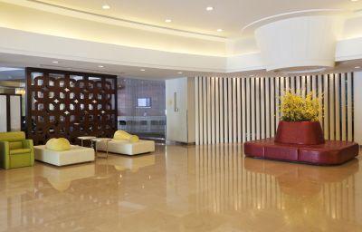 Lobby Holiday Inn Express SHANGHAI PUTUO