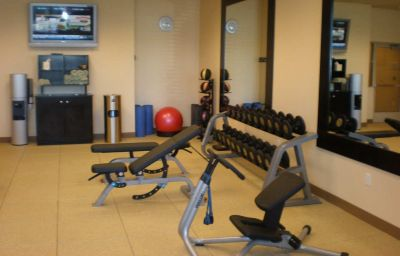 Wellness/Fitness Hilton Garden Inn Salt Lake City Downtown