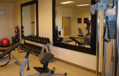 Wellness/fitness area Hilton Garden Inn Salt Lake City Downtown