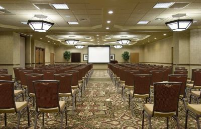 Sala de reuniones Hilton Garden Inn Salt Lake City Downtown