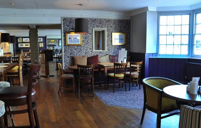 Restaurante Red Lion Fareham (England)