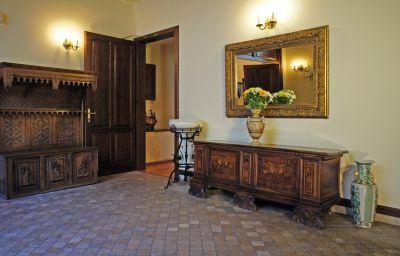 Interior view Grand Praha