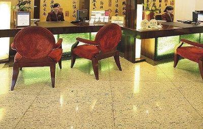 Hotelhalle Yi He