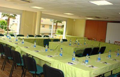 Conference room Best Western Soleil & Jardin