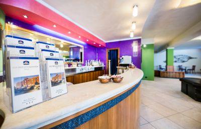 Bar hotelowy Best Western Delle Piane
