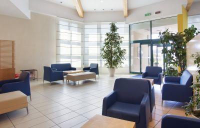 Lobby Holiday Inn Express BOLOGNA - FIERA