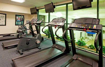 Sala spa/fitness Holiday Inn Express & Suites BUFFALO-AIRPORT