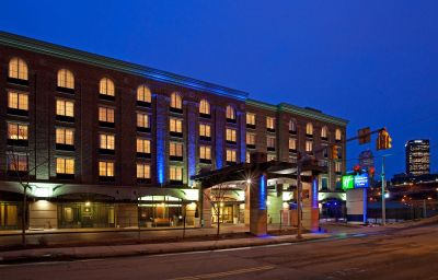 Vista esterna Holiday Inn Express & Suites PITTSBURGH-SOUTH SIDE