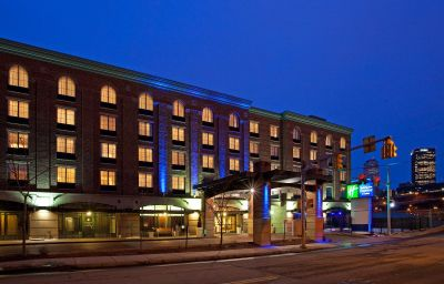 Vista esterna Holiday Inn Express Hotel & Suites PITTSBURGH-SOUTH SIDE Pittsburgh (Pennsylvania)