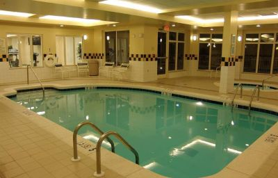 Pool Hilton Garden Inn Mobile East Bay-Daphne Daphne (Alabama)